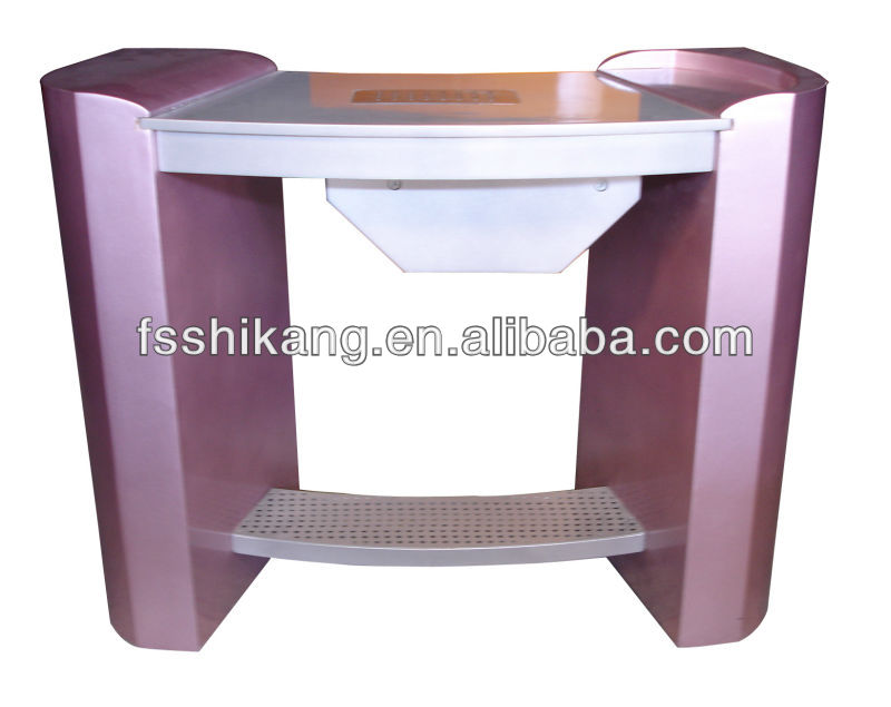 manicure chair nail salon furniture with dust collector