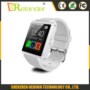 The Most Popular Wholesale Cheap Digital Bluetooth CE Rohs Smart Watch U8