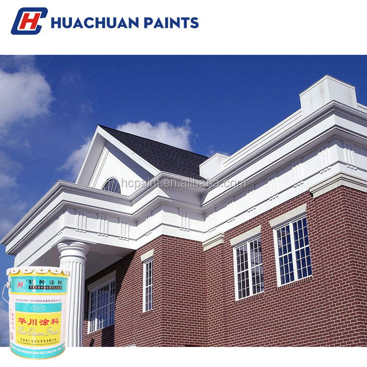 Tianjin manufacture water-proof elastic exterior wall coating