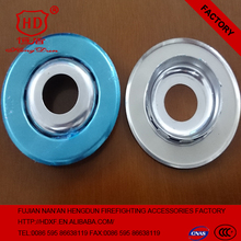 Hot sale fire sprinkler parts,stainless steel fire sprinkler escutcheon plates adjustable sprinkler cover