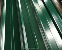 construction roof material galvanized cold rolled corrugated metal steel sheet