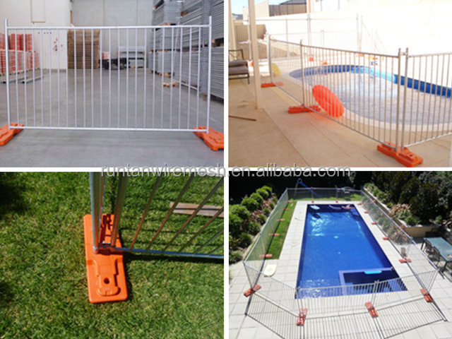 Temporary Swimming Pool Fence Temporary Pool Fence Removable Pool Fence Buy Removable Pool