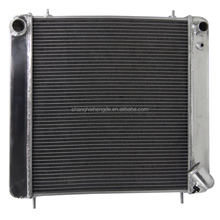 1967-1969 for Mustang / 1963-1969 for Fairlane 3 Row Aluminum auto Radiator