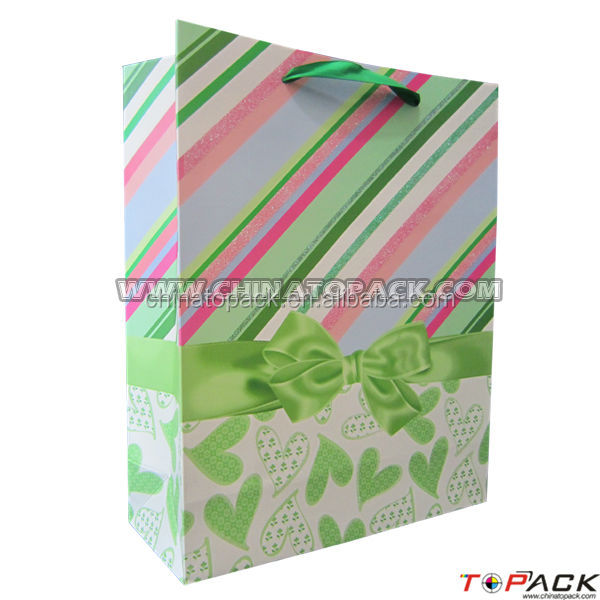 Low price everyday commercial paper bag