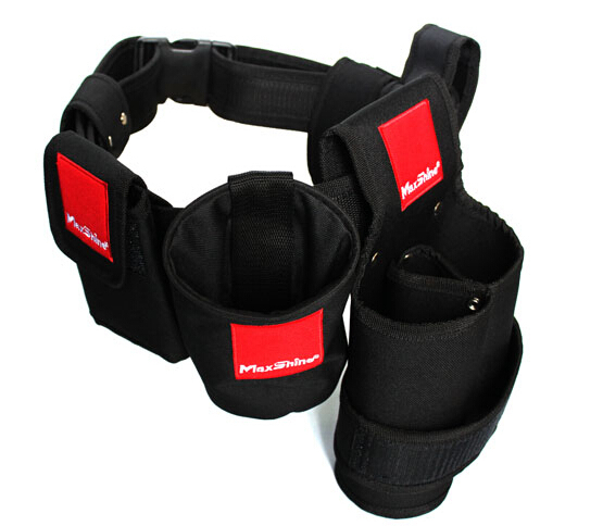 professional car care belt to put your car detailing kits