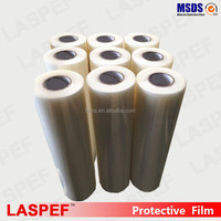 Hot sale china blue film, protective film, ldpe film from china