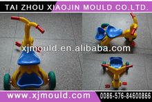 plastic children tricycle with music-,hot selling abroad Plastic Baby Bicycle Mould