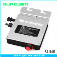 260W IP67 waterproof Solar Micro Grid Tie Power Inverter