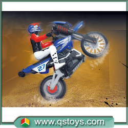 Top sale remote control rc stunt motorcycle model 360 degree performance