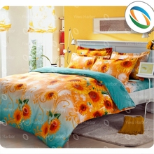 Printed Bed Sheet Set Polyester