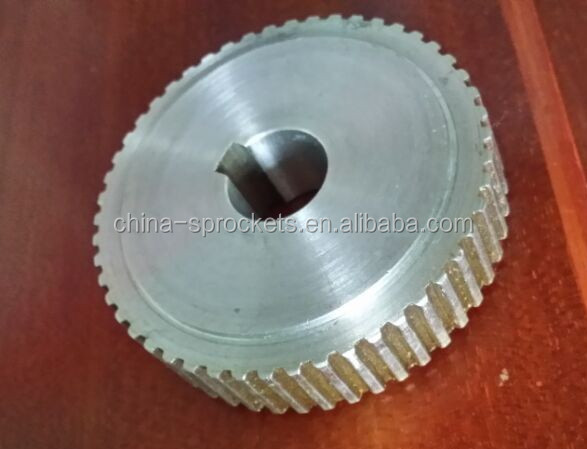 steel wheel steel chain sprocket