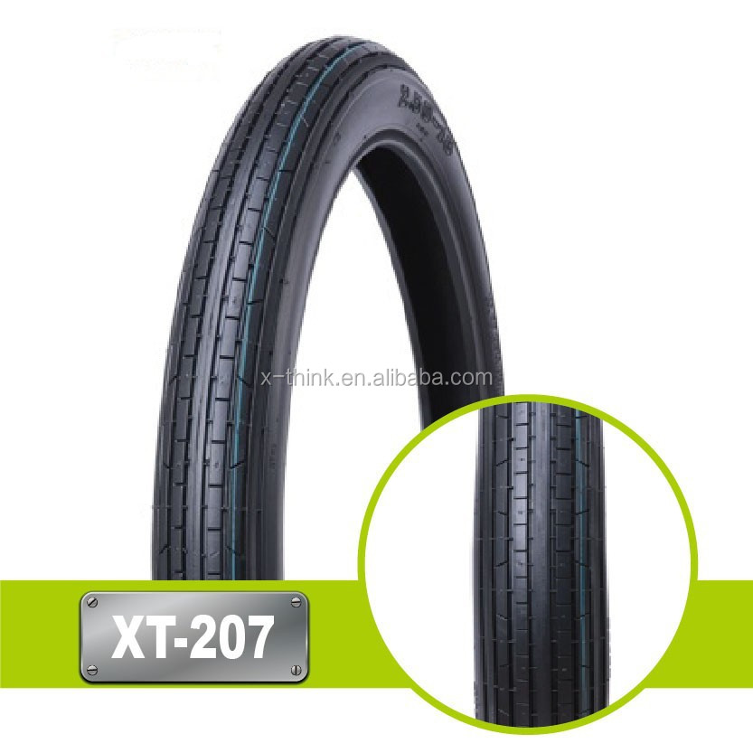 High Quality motorcycle tyre and tube wholesale 2.50-18