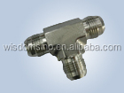 JIC MALE 74 DEGREE CONE FLARED HOSE FITTINGS REPLACE PARKER FITTINGS AND EATON FITTINGS