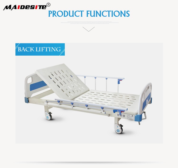 Antique manufacturer cheap price single iron hospital beds (2).jpg