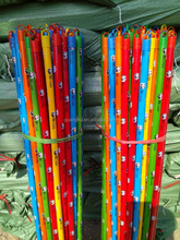 chinese good quality pvc wood broom sticks hot sale