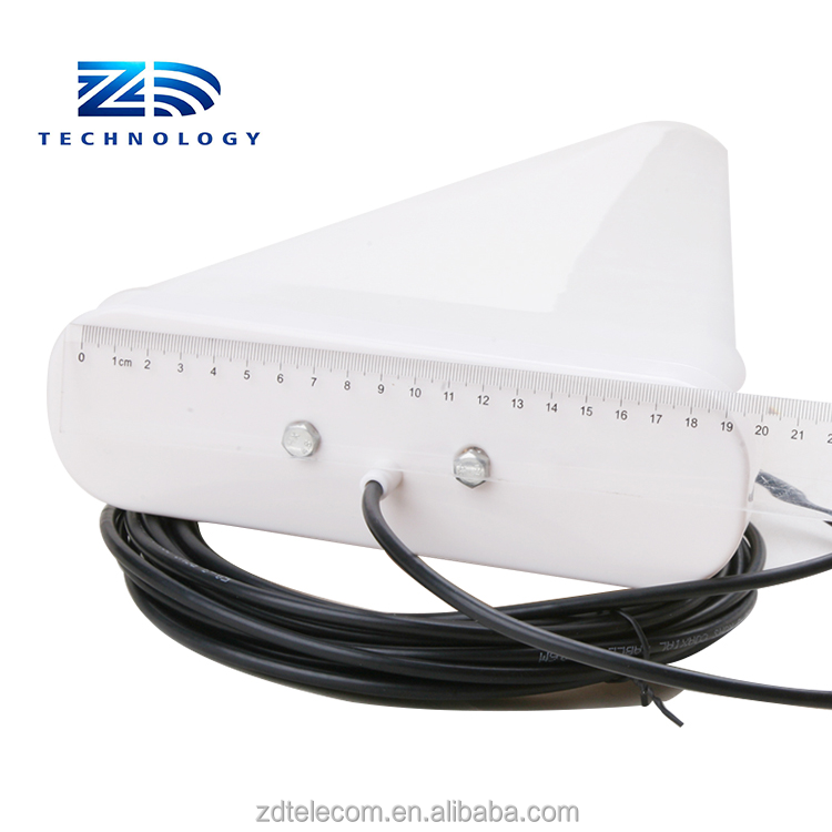 ZD 10/11dBI WideBand uhf Yagi Antenna 4G LTE log periodic antenna