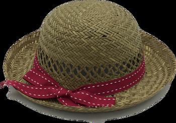T29-1Children Rush Straw Hat Summer Hats