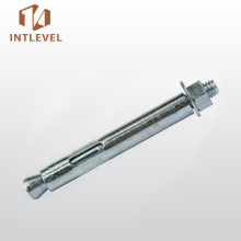 Zinc Plated Hex Nut and Washer Type Sleeve Anchor/ Expansion Bolt