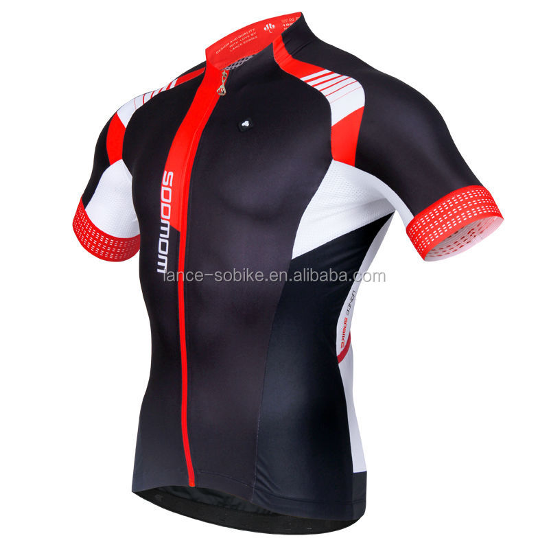 Pro team printing Summer cycling tops for ciclismo