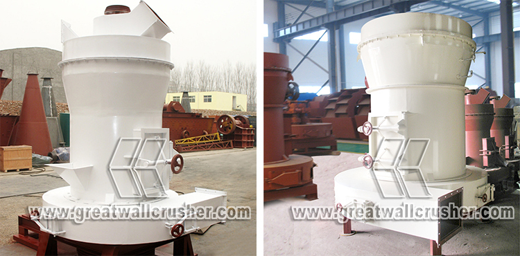 High efficient Raymond Mill for Calcuim Carbonate