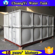 hot sale in India GRP panel water tank manufacture price, food grade with high quality and low cost