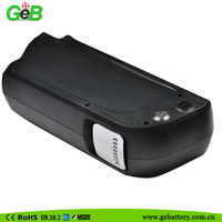 GEB rechargeable li-ion 36v 14.5Ah frame type battery for electric vehicle with brand cells and high capacity