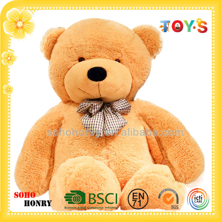 Custom Giant Plush Bear Toy for 200cm 300cm teddy bear plush toy