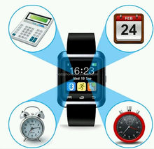 Wholesale High Quality U3 U8 U9 Smart Watch Use Blue tooth Smart Watch and Phone with Visible Mechanism