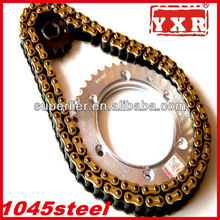 Motorcycle Chain ,motorcycle chain & sprockets kit, Motorcycle chain & sprockets kit of china supplier