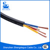 new product low voltage PVC Insulated round copper cable electric 3g1.5