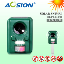 Aosion solar powered dogs &cats Scarer Deterrent for garden use