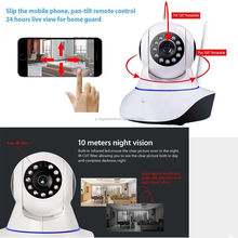Waterproof Indoor Cctv Security Wireless Wifi P2P IP Camera with Cheap Price