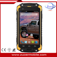 MTK6572 Dual Core quad core android Rugged phone , Waterproof, Shockproof, Dust-proof android smartphone