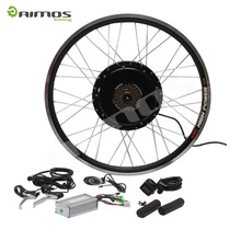 High quality rear normal motor electric bike conversion kit 48v 1000w