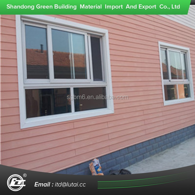 Smart Board Wood Grain Siding Panel