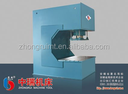 160T C type sleeve press machine