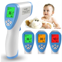 Medical Digital Infrared Thermometer Baby Forehead thermometer DT8809C