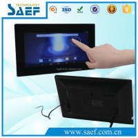 10 inch android digital signage restaurant ordering E-menu touch panel