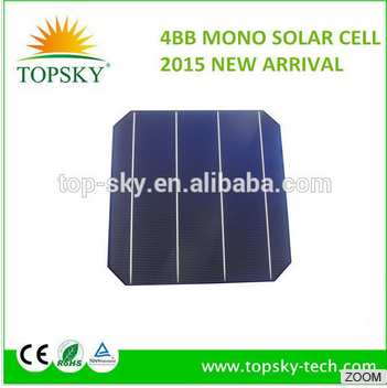 Cheap Mono-crystalline silicon solar cells,mono pv cell solar for making solar panel