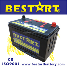 12V 100Ah automotive battery electric vehicle car battery Maintenance free 115D33R