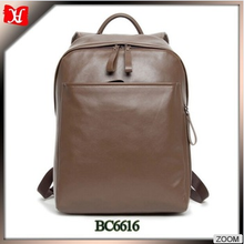 genuine leather rucksack backpack school backpack custom backpack manufacturer