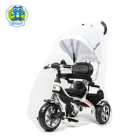 New fashion baby carrier trike plastic tricycle bike for kids