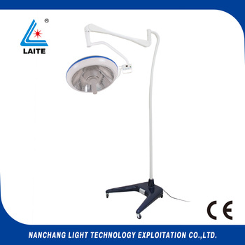 Operating lamp E500 LED mobile surgical light with emergency battery