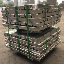 Hot Sale Secondary Aluminium Alloy Ingots ADC10 from Self-owned Smelter