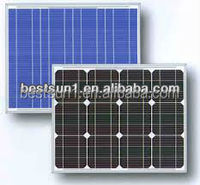 solar ground mount system 100W