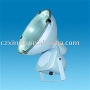 integral 400W outdoor spot lighting for outdoor building