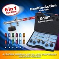 Double Action Airbrush Kit BD-810