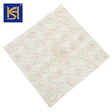 3M Self Adhesive Silicone Rubber Feet Pad For Furniture
