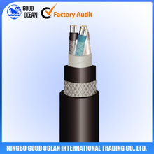 RINA approved MGCG shipboard cable flexible flat cable