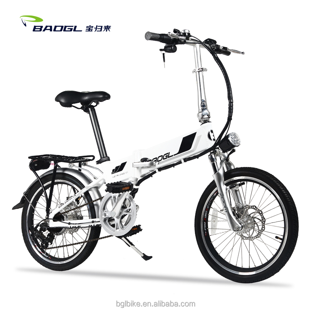 Factory price best selling cheap folding electric bike for sale